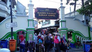 Kawasan Ampel Surabaya | dokpri