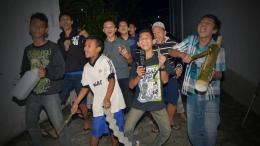Ilustrasi Tradisi Sahur: Selalu Teringat Masa Kecil Di Kampung Halaman (Liputan6.com)