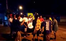 Ilustrasi Musik Patrol Kuntulan Banyuwangi. Sumber: Screenshot/YouTube