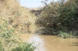 Di Sungai Yordan Tuhan Mengumandangkan Cinta-Nya(dok pri )