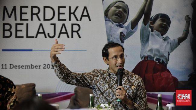 Merdeka Belajar (cnnindonesia.com)