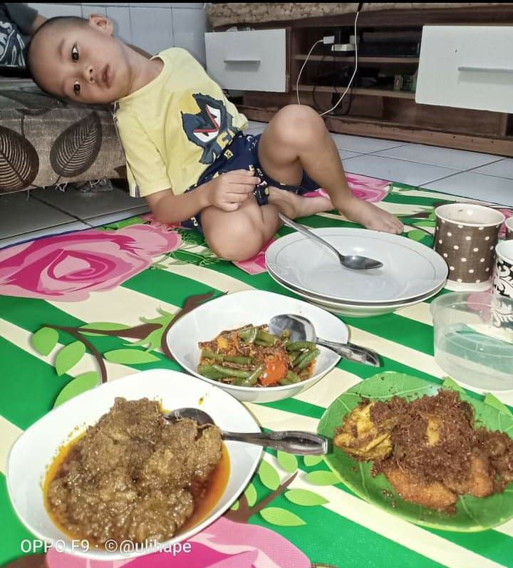 Saat Sahur pastikan tidur anak tercukupi sebelumnya, Dokpri