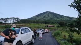 Jalur Pelangi Pendakian Gunung Lokon (Dokumen Pribadi)