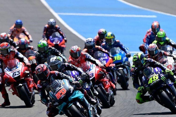 MotoGP Spanyol 2021 (Kompas)