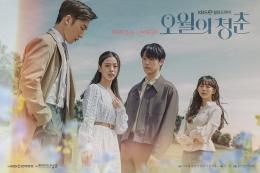 Poster drama Youth of May yang siap tayang di channel KBS2 (koreanindo.net)