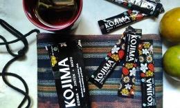 Air putih yang cukup, buah-buahan dan Kojima. Upaya tetap sehat di gaya hidup baru bersama pandemi Corona. Dokpri