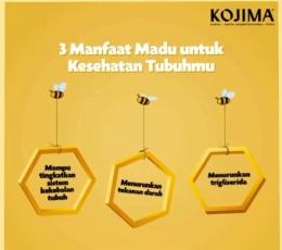 Infografis manfaat madu dari PK KOJIMA -- Kompasiana.pptx