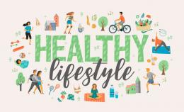 Gaya Hidup Sehat / Healthy Lifestye (sumber: iu.co.id)