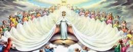 Bunda Maria Diangkat ke Surga ( suarawajar.com )