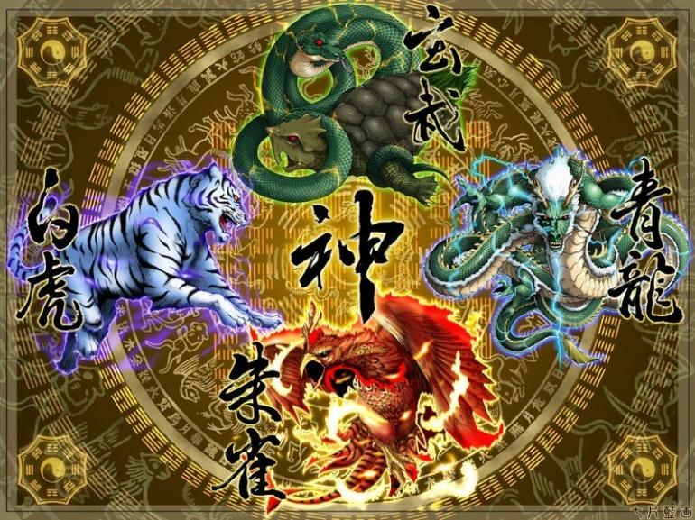 Bukan Hanya 12 Shio, Ada juga 4 Rasi Bintang Versi Horoskop China (akibanation.com)