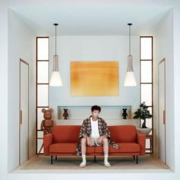 Foto Konsep Album BE oleh BTS/picsart.com