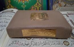"""""""Wa laqod yassarnal Qur'ana lidzikri fahal mim mudzdzakir"""" (QS Al Qomar : 17), Dokpri"""