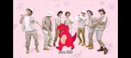 NCT Dream di lagu Dino ABC (Youtube NCT Dream)