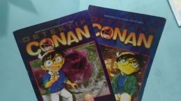 Komik Detective Conan. Sumber : dok.pribadi