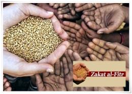 Zakat Fitrah untuk membersihkan diri dan membantu kaum duafa (dok. Islamic Culture Center of Rochester, Ijtihad Network/ed.WS)