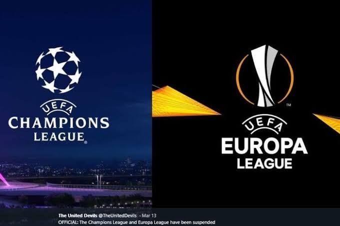Liga Champions dan Liga Europa (Bolasport.com)