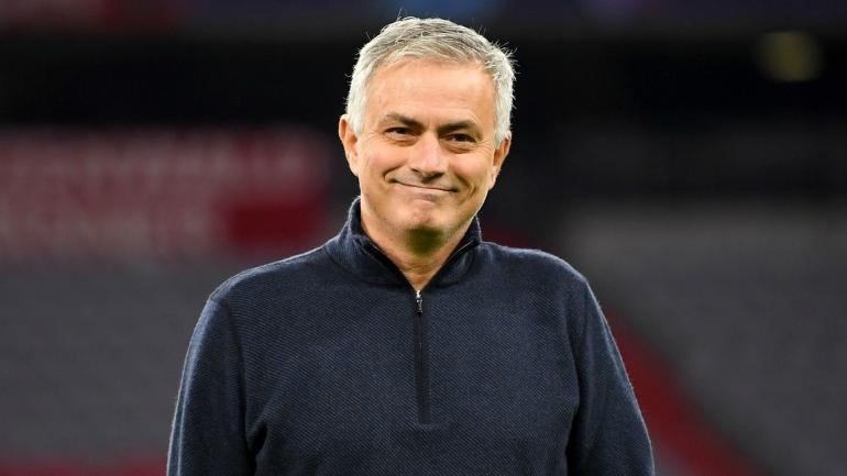 Jose Mourinho, pelatih anyar AS Roma sudah memiliki tujuh nama untuk diboyong musim depan (foto: Goal uk).