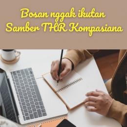 Samber THR Kompasiana, by Ulihape