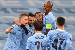 Misi juara Manchester City (kompas.com)