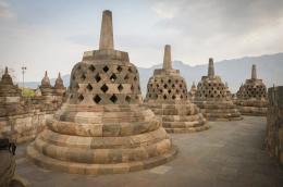 Foto 2: Candi Borobudur | Dok. Kompasianer Jogja (K-JOG)