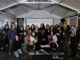 bersama teman2 Komunitas Indonesia(dok pribadi)