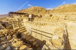 lokasi Qumran yang terus digali ( depositphotos.com)