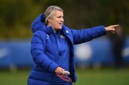 Emma Hayes pelatih Chelsea FC Women (football.london)