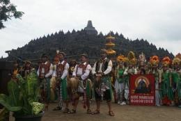 Borobudur dan Hidupnya seni Tradisi (wawasan.co)