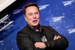 Elon Musk: Jenius dan aneh di saat yang sama? (AFP/Getty Images via kompas.com)