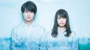 Dua tokoh utama dalam film Fortuna's Eye (sumber gambar : thatjapanesedramaguy.blogspot.com)