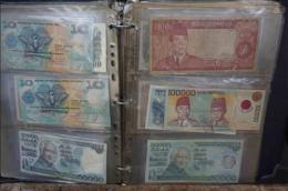 ilustrasi koleksi uang kuno. (Foto: KOMPAS.com/DAVID OLIVER PURBA)