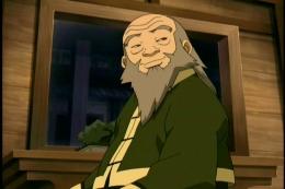 Paman Iroh adalah contoh tokoh antagonis yang tidak bersikap jahat.   Nickelodeon