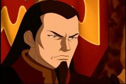 Raja Api Ozai adalah contoh tokoh villain.   Nickelodeon