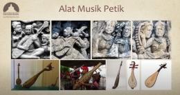 Alat musik petik borobudur | sumber: Bumi Borobudur