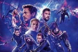 Avengers adalah sekumpulan tokoh hero.   Marvel via Kompas