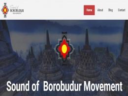 Sound of Borobudur Movement (dok: website SOB movement)