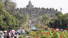 Candi Borobudur (dokpri)