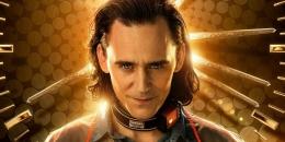 Seris terbaru Disney+ yang bercerita seputar tokoh Loki sebagai anti-hero.   Marvel via screenrant
