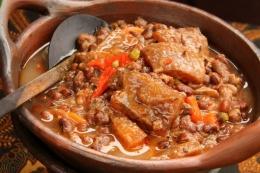 Ilustrasi sambal krecek (Shutterstock/Ariyani Tedjo via kompas.com)