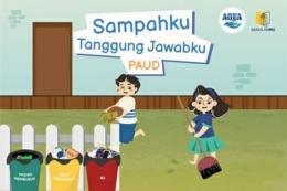 Contoh program Samtaku untuk anak PAUD (dok: sekolah.mu)