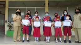 Program Samtaku untuk anak SD (doc: Danone-Aqua)