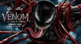 Poster Film Venom 2 yang berjudul Venom : Let There Be Carnage yang akan segera tayang (ussfeed.com)