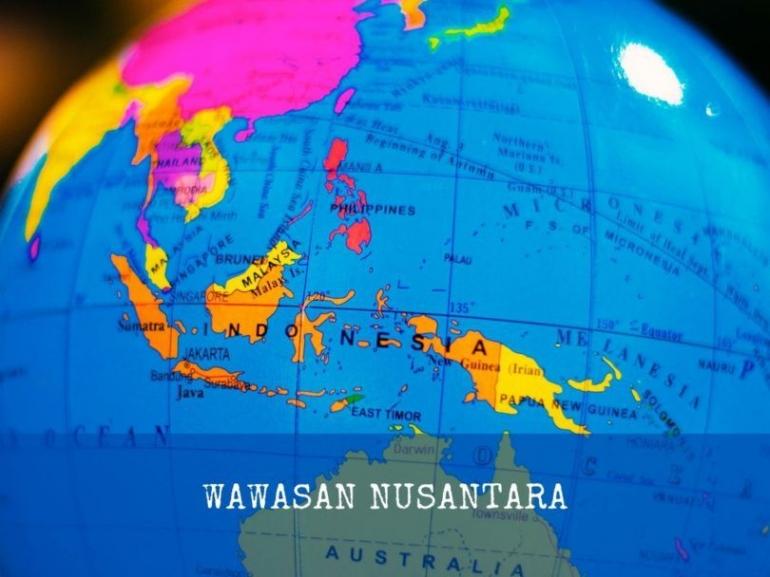 wawasan nusantara; www.gramedia.com