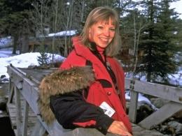 Ann Winblad, pacar Bill Gates sejak 1984. (gambar getty)