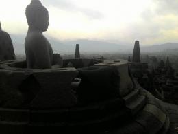 Borobudur (Dok.Pribadi)