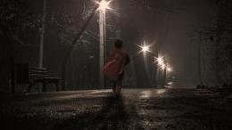 Harapan Anak Yatim Bersama Ibunya yang Sakit di Malam Lebaran (HotLiputan6.com)