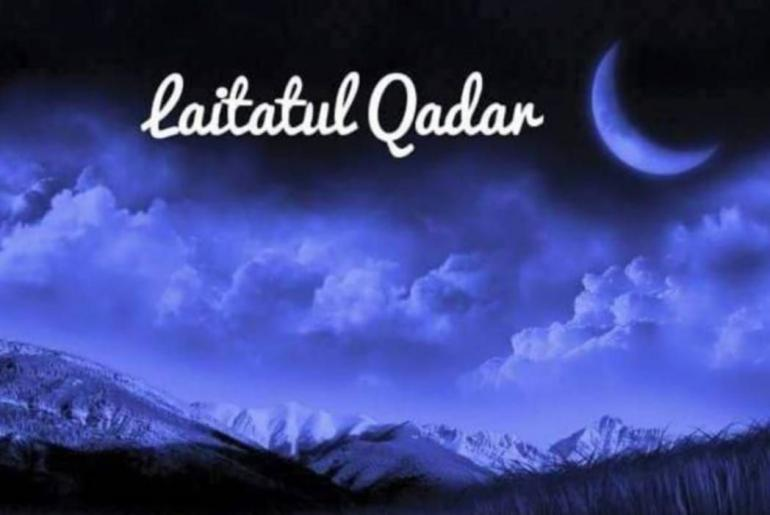 Ilustrasi Lailatul Qadar / sindonews.com
