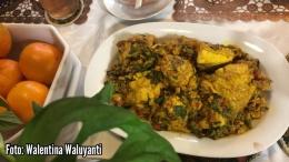 Foto: Hidangan ayam woku|Dokumentasi pribadi