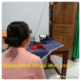 Dok.pri silahturahmi virtual lebih aman