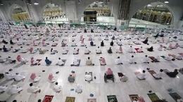 Jangan jadikan berubahnya suasana setelah Ramadan ikut memengaruhi perubahan perilaku syariat kita (nbcnews.com)